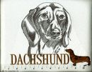 Classic Line Red Dachshund T-Shirts