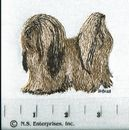 Breed Icon Line Lhasa Apso Caps