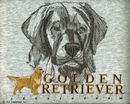 Classic Line Golden Retriever Tote Bags