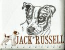 Classic Line Jack Russell Tote Bags