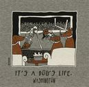 It's A Dog's Life T-Shirt - Football
