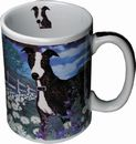 Artistic Line Greyhound 13oz Coffee Mug